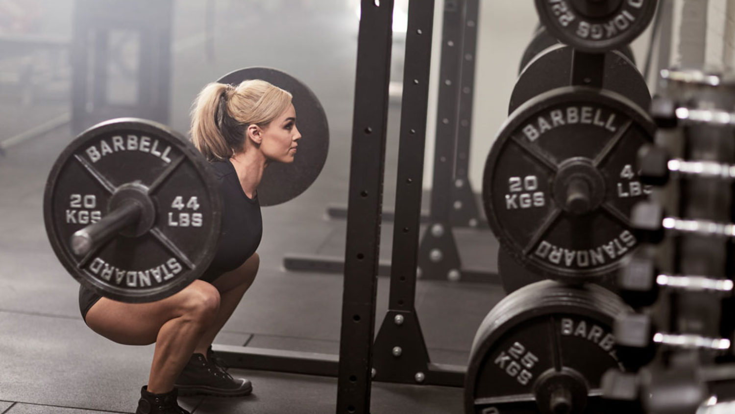 Common Mistakes Made When Trying To Squat